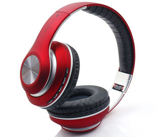 China Simple Wireless Cordless Headphones With Multi Function Noise Isolating Headset For Apple / Samsung factory