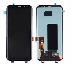 China CE Smart Phone LCD Touch Screen For Samsung Galaxy S8 Plus Assembly With Frame factory
