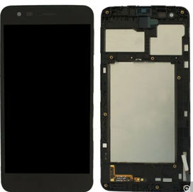 Grade AAA LG LCD Screen Replacement For K4 2017 / M160 With Frame Black